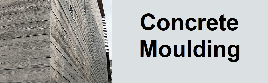 Concrete Moulding