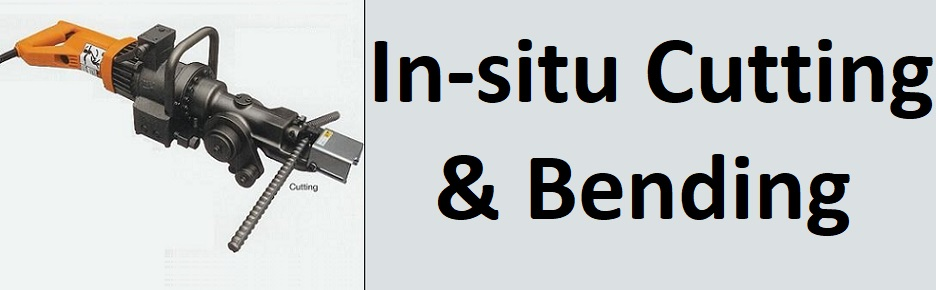 In-situ cutting & bending