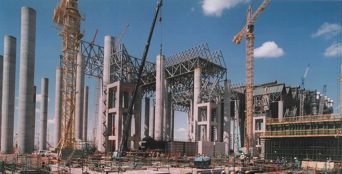 Rebar, Mesh and Construction Supplies large projects